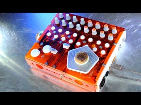 DART ONE - Opensource MIDI / DMX Arduino controller