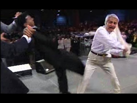 Benny Hinn - Raw Anointing of the Spirit (1)