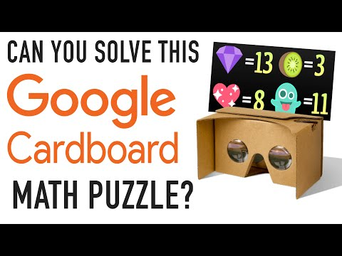 Can you solve this 360-degree VR math puzzle activity?