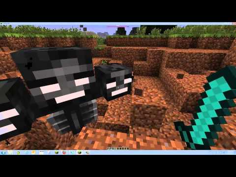 Minecraft: How to Summon the Wither Boss
