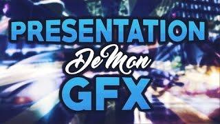 Présentation de mon GFX