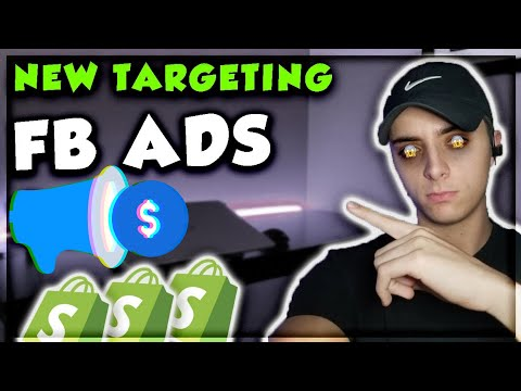 New Targeting Method For Facebook Ads 2019 | Shopify Dropshipping