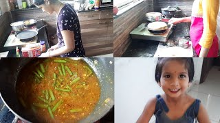 मराठी vlog.Daily morning routine. Breakfast lunch routine. INDIAN LIFESTYLES WITH GAURI