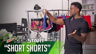 Kevin Hart Has Issues With His Wardrobe For Cold As Balls