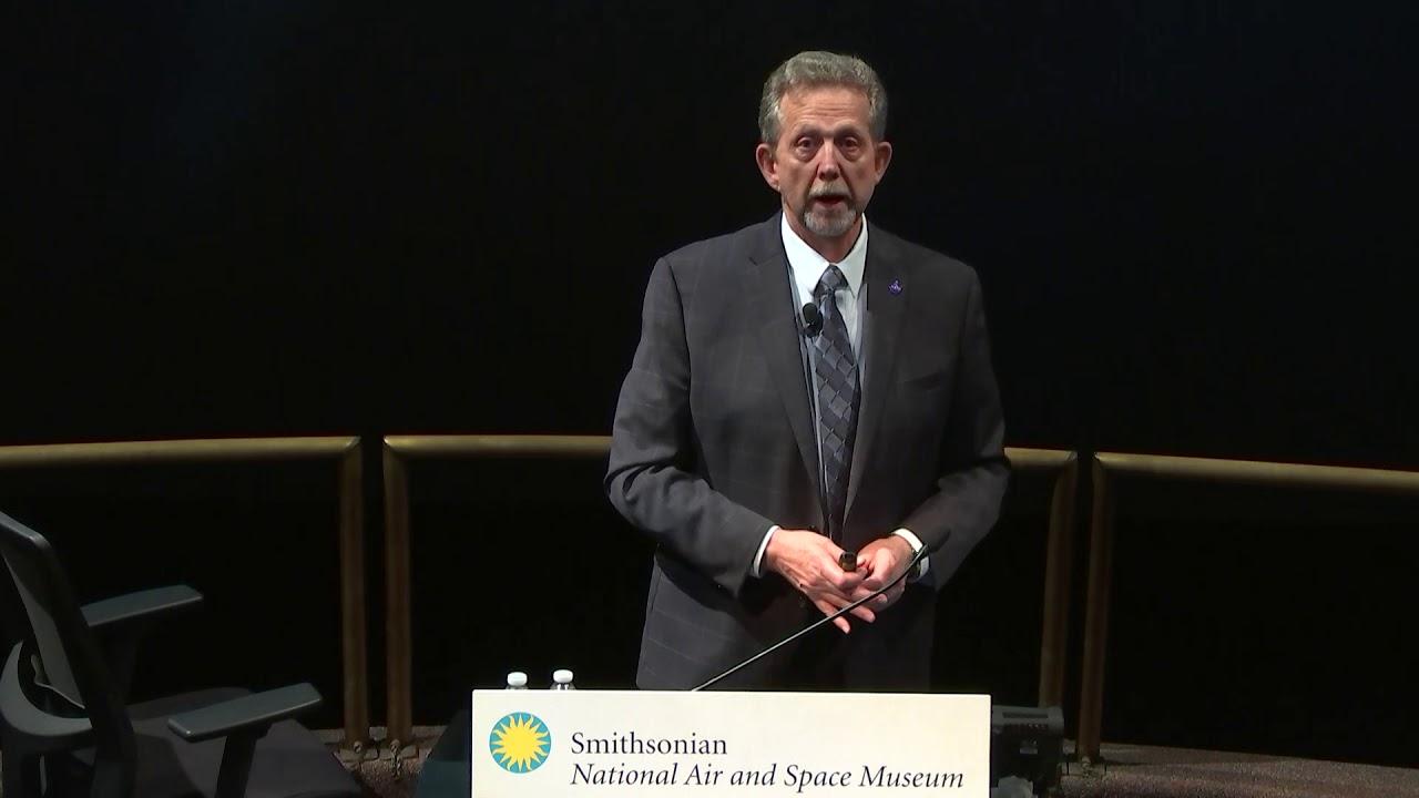 Exploring Space Lectures: The Future of Lunar Exploration-Jim Green, NASA