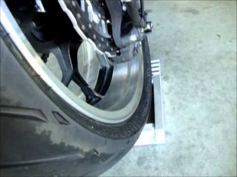 Harbor Freight Wheel Cleaning Stand Review and Test