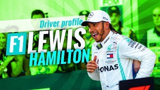 EVERYTHING YOU NEED TO KNOW ABOUT LEWIS HAMILTON