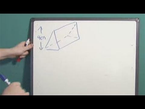 How To Get The Volume Of A Triangular Prism