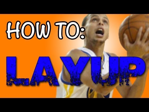 Basketball Tips & Fundamentals: How To Shoot A Layup In Basketball
