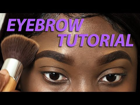 How to do Eyebrows for Beginners (Eyebrow Tutorial)
