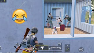 Best Trolling Of Noobs🤣😂 | PUBG MOBILE FUNNY MOMENTS