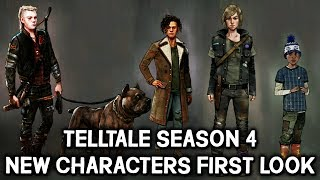 Telltale TWD Season 4 New Characters First Look - Telltale Games The  Walking Dead: The Final Season - getplaypk