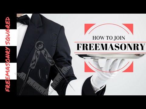 How to join Freemasonry
