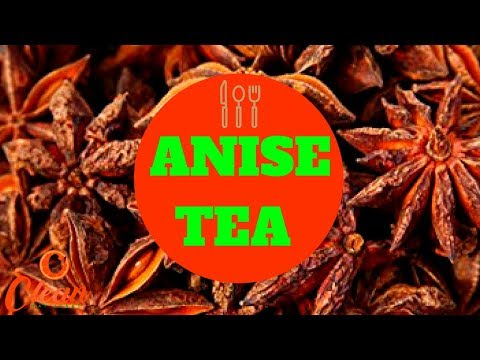 HOW TO MAKE ANISE HERBAL TEA