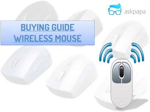 Buying Guide Wireless Mouse - Shortest Video 2015