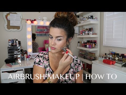 Airbrush Makeup | How To (Easy)