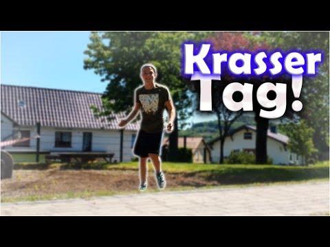 Krasser Tag! Training & Freerunning Vlog!