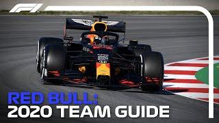 Red Bull | 2020 Formula 1 Team Guide