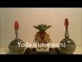 Lego Master YODA (clone wars ,LosečekTV)