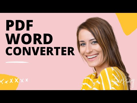 PDF to Word Converter (and more!)