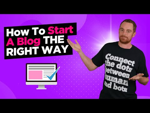 How To Start A Blog The RIGHT WAY With 7 Figure Blogger Matthew Woodward
