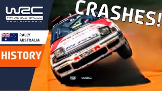 WRC History - Rally Australia: Winners / Highlights / Crashes