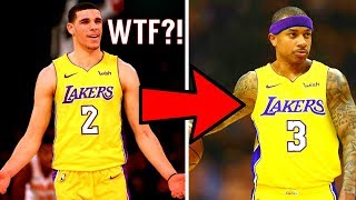 Why Lonzo Ball