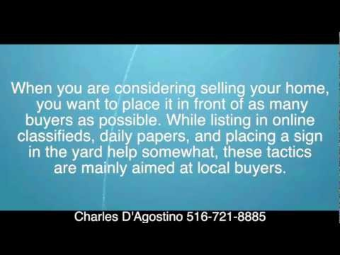 How to Sell My Home Online in Lynbrook, NY | Charles D'Agostino 516-721-8885