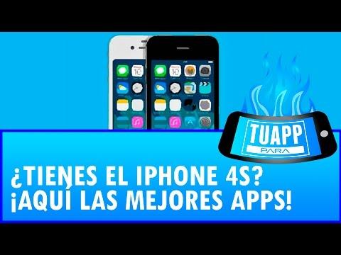 Las App para iPhone 4s que no deberías perderte