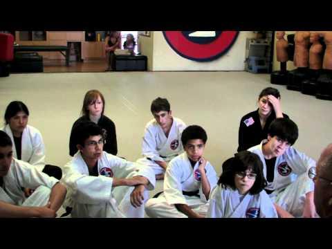 Goshin Karate and Judo Academy - Scottsdale Arizona - Black Belt - teens