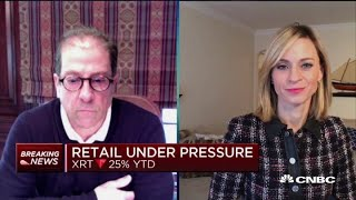 Expect tsunami of retailers to file for bankruptcy: Stifel's Kollender
