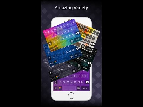 How to get a really cool keyboard on your phone for free!!