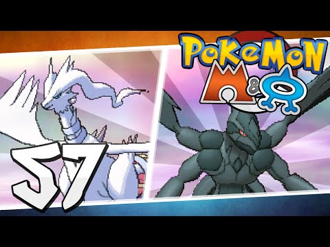 Pokémon Omega Ruby and Alpha Sapphire - Episode 57 | Zekrom and Reshiram!