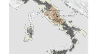Le montagne italiane (tratto da La geografia per tutti)