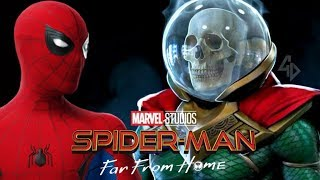 Download LEAKED Spider-Man: Far From Home All VILLAINS Revealed Video