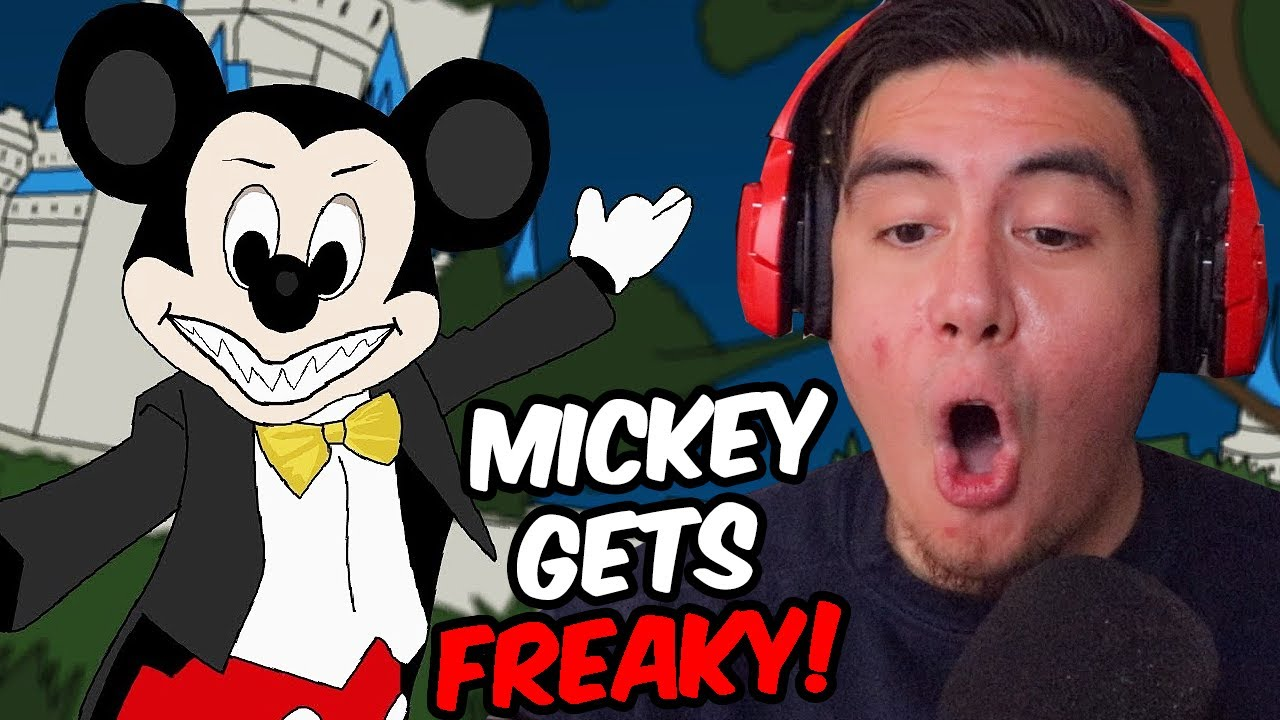 IF DISNEY WORLD GOT HORROR STORIES THEN I CANT TRUST ANYTHING ANYMORE | Reacting To Scary Animations