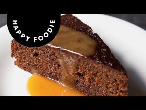 Probably The Best Ginger Cake Ever | Justin Gellatly
