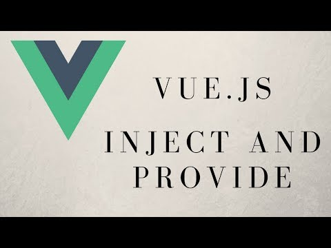 One Quick Tip For Vue.js (Inject / Provide)