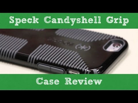 Awesome Grip! - Speck Candyshell Grip Case Review! - iPhone 6