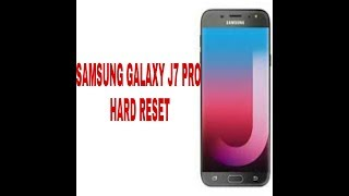 Samsung J7 Pro (SM-J730GM) Phone Unlock Pattern Unlock Pin Unlock