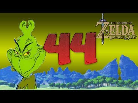 Zelda Breath of The Wild [44]: Zora Grinch