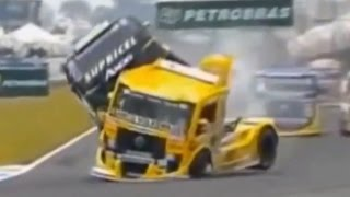 NEW Motorsport Crash Compilation - Best of Truck Racing Cup Track Nascar Gp2  Indycar F1