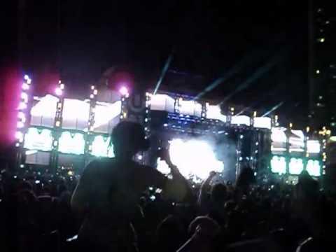 Deadmau5 at Ultrafestival 2011