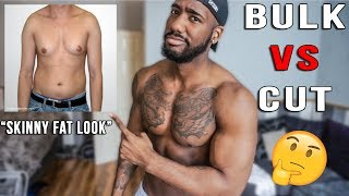 How To Get Rid Of The SKINNY FAT LOOK - The TRUTH