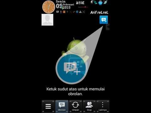 Change Font Color Style In BBM