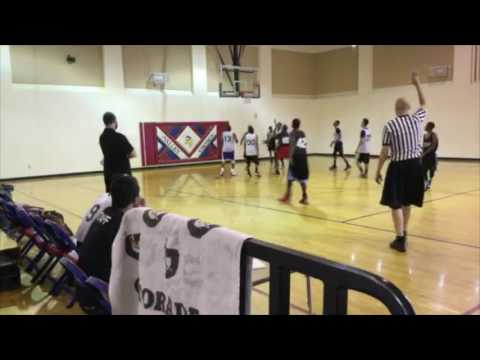 Chandler Hire WCL Combine Scouting Compilation