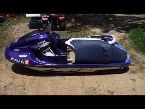 How To Recycle JET SKI & PWC Hull, Engine and Trailer - Strategy for Scrappers