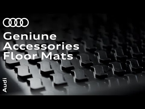 Audi Genuine Accessories – Floor Mats