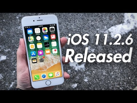 iOS 11.2.6 Review - Official Release