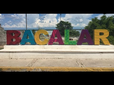 Bacalar-A magical place to visit